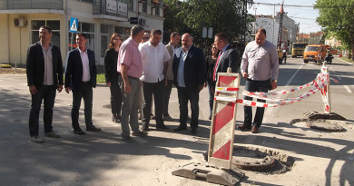 RADOVI U ULICI CARA DUŠANA: Grad izdvojio 40 miliona dinara