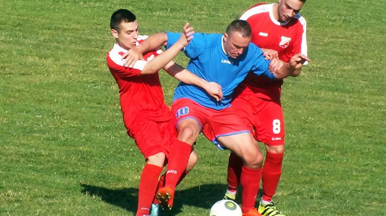 45 - 2 PODRUCNA Marko Jovic i Deni teljigovic (Proleter 2006) i Goran Grujic (Borac)