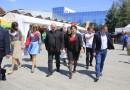 Gradonačelnik posetio Sajam poljoprivrede u Novom Sadu