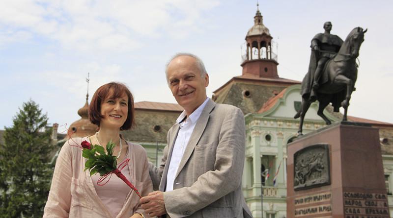 1a Isidora i Milan Bjelogrlic