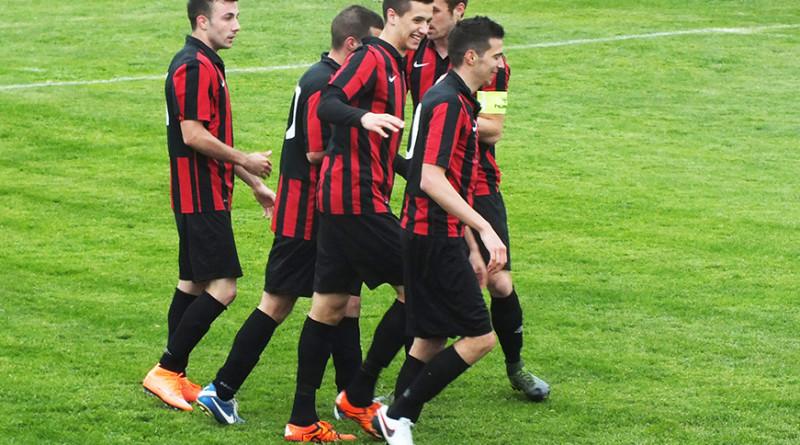 45 - 1 Srpska liga fudbaleri Radnicckog Zrenjanin