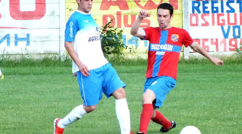 45 - 2 A LIGA Vlado Golubovic (Radniccki 1911) i Miodrag Georgijev (ZFK Banat)