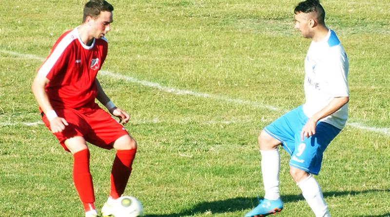 45 - 2 Deni Teljigovic (Proleter 2006) i Dragan Dobric (Banat)