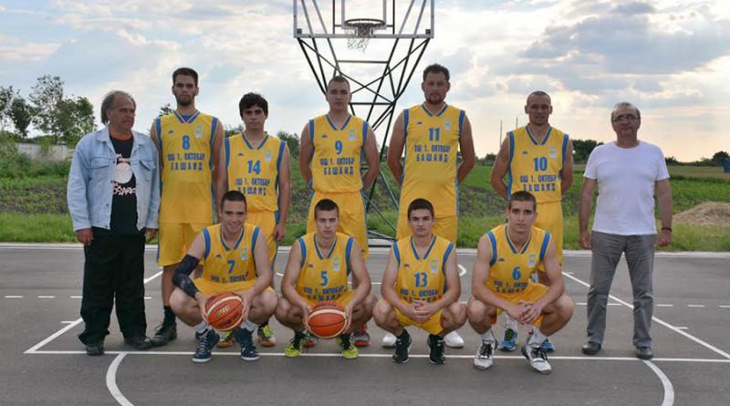 47 - 3 Kosarka letnja liga Vojvodina Basaid