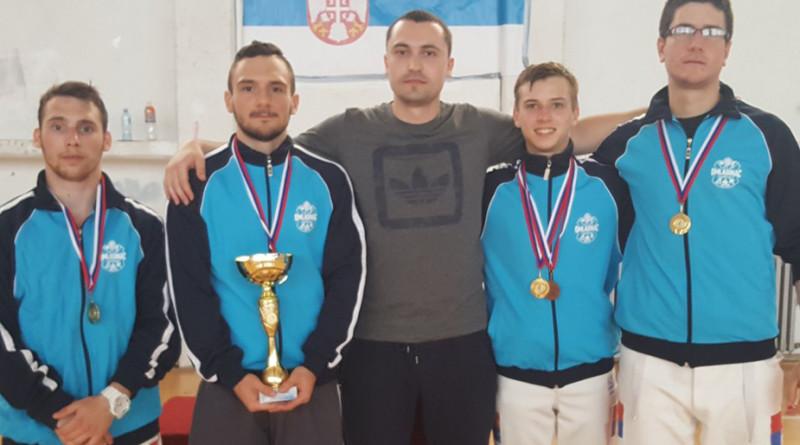 47 - 3 Macevanje Floret ekipa