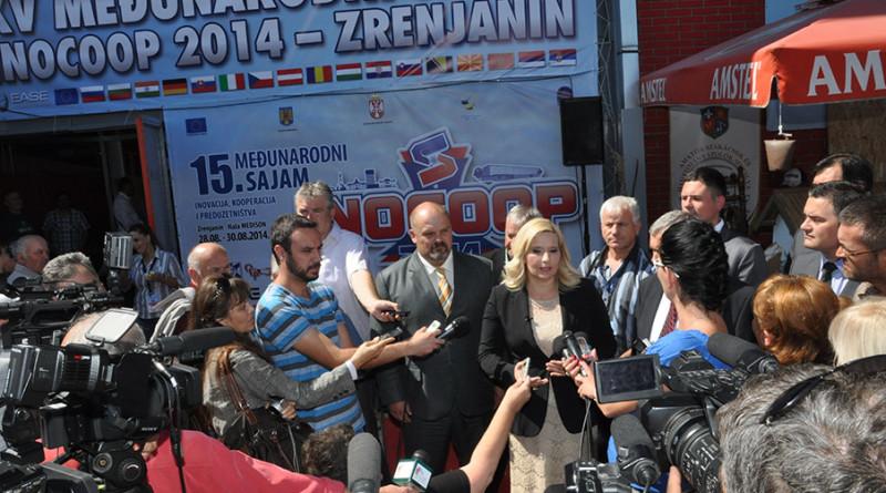 3 - 1 - ministarka mihajlobvic na inokoopu