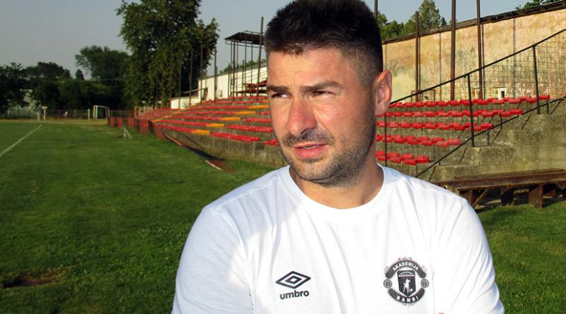45 - 1 A Darko Tossic sportski direktor FK Radniccki Zrenjanin