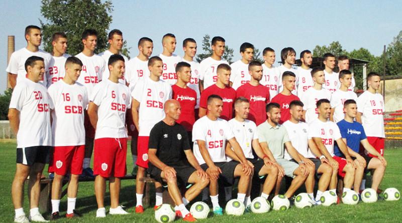46 - 1 A FK Radniccki Zrenjanin na poccetku priprema