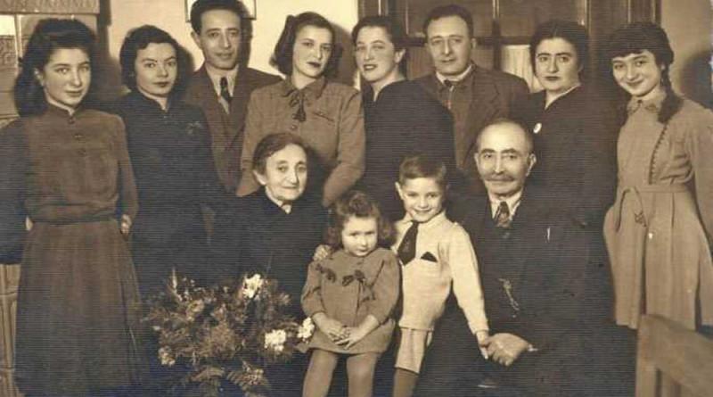 1а Muzej Kutija secanja - porodica Drelih 1940. godine