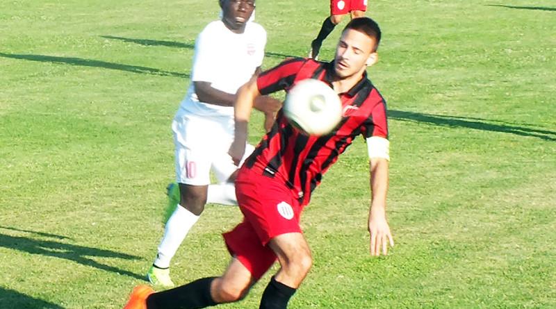 45 - 1 Srpska liga Kapiten Nikola Grbic na utakmici protiv CSM Skolar Ressice