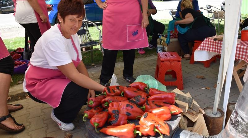 11 - 1 А pecenje paprike