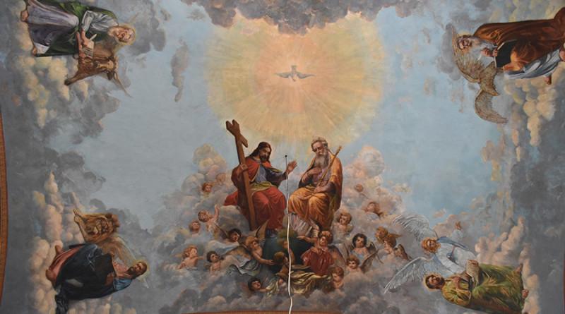 19-1c-detalj sa svoda crkve