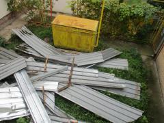Lim uklonjen sa krova zgrade OS Jovan Cvijic