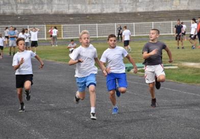 GRADSKI STADION: Takmičenje u atletici
