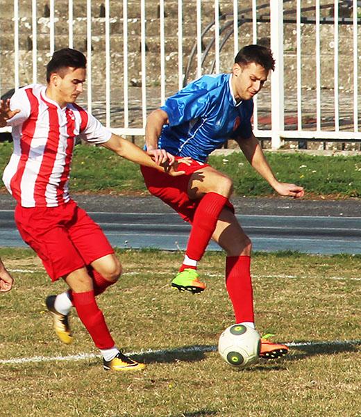 45 - 1 PODRUCNA Jovan Ponorac (Proleter 2006) i Bojan Milossevic (Bilecanin)