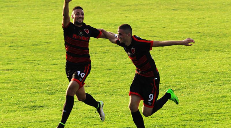 45 - 1 Srpska liga Miljan Milivojev i ZZarko Matic