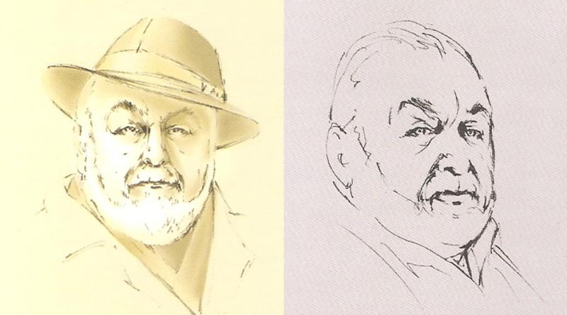zoric vojislav spojeni portreti crtezi