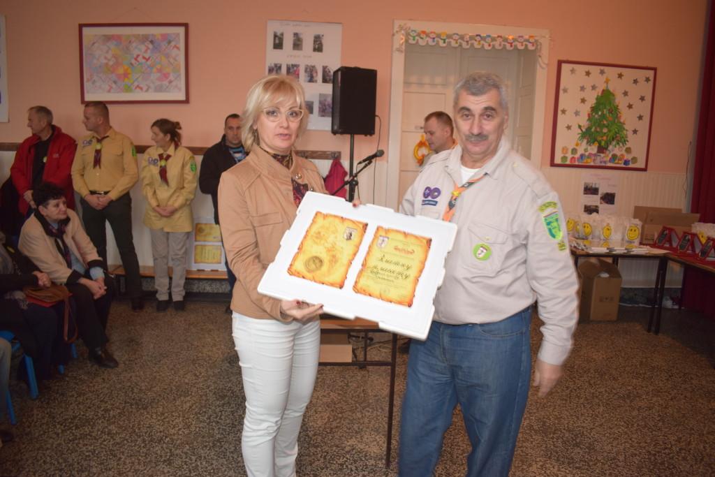 2017 Priznanje predsednici Crvenog krsta Aleksandri Tnasijevic