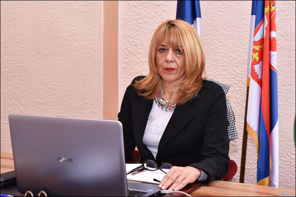 Snezana Vucurevic nacelnica SBO