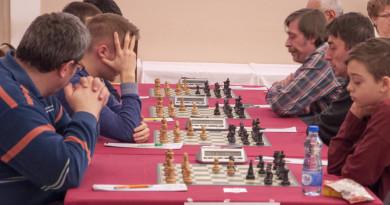 U EČANSKOM KAŠTELU:  Polufinale prvenstva Srbije u šahu