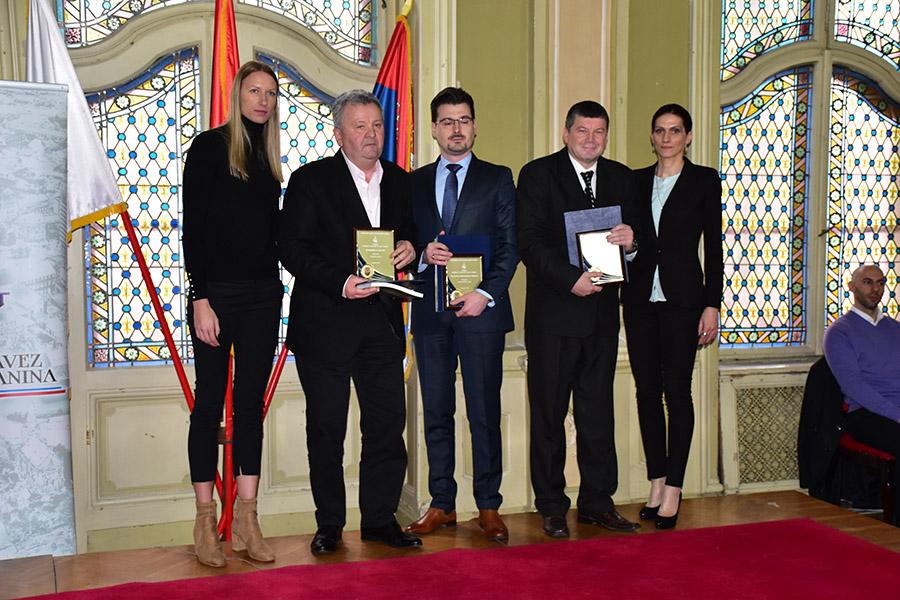 46 - 1 D Sportski savez nagrade novinari
