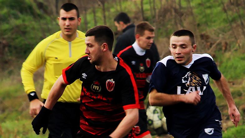 47 - 1 Robert Bakoss na utakmici sa Bačkim Jarkom