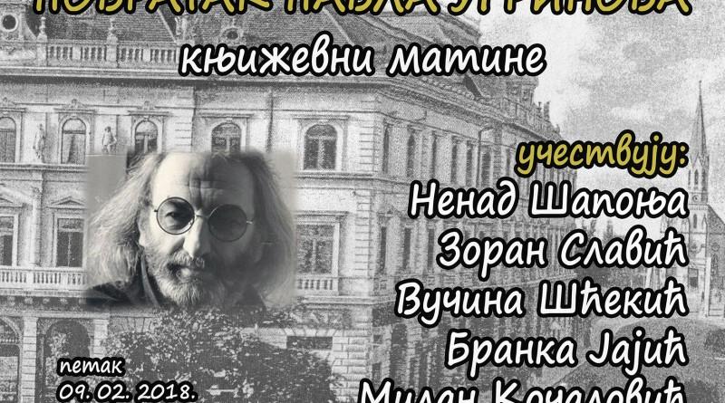 Povratak Pavla Ugrinova