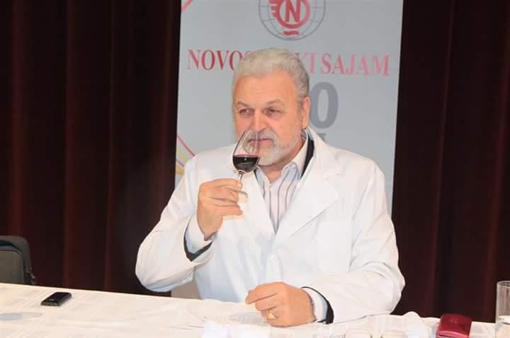 Profesor Slobodan Jović