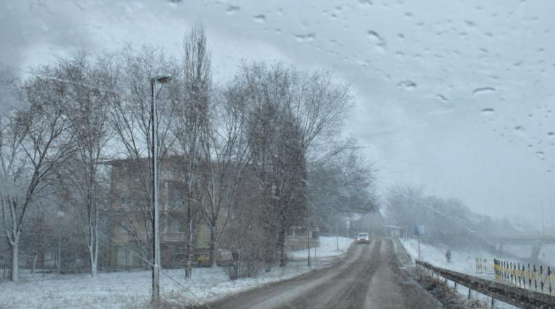SLIKE DANA: Februarska vejavica