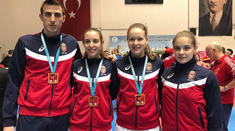 46 - 4 Karate Balkansko