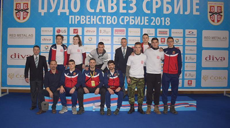 47 - 1 A Dzudo ekipa iz Zrenjanina