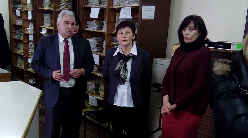 7-3-Pomocnica ministra pravde posetila Osnovni sud
