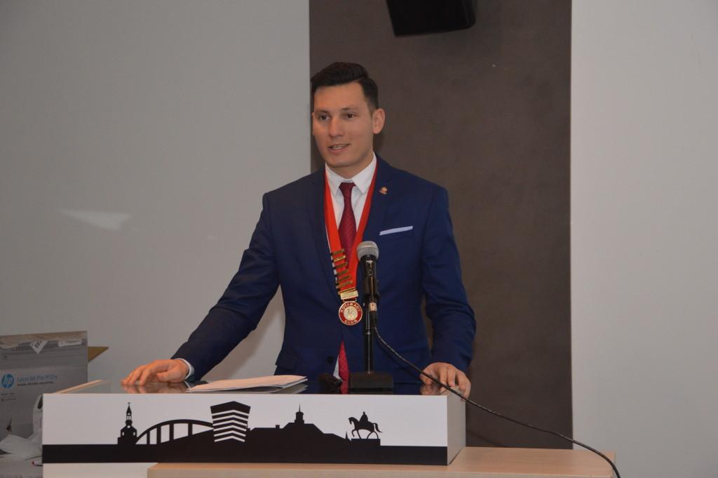 Srđan Barac DRR koordinator svih rotarakt klubova