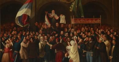 MILIVOJ BEŠLIN O EVROPSKOM KONTEKSTU REVOLUCIJE 1848. GODINE