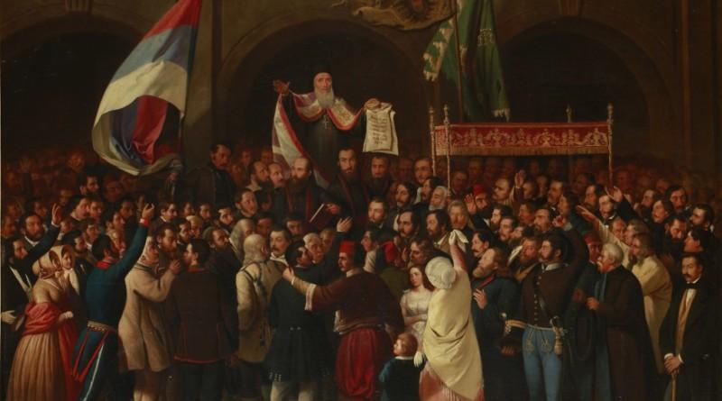 8-1-Revolucija-Proglasenje srpske Vojvodine