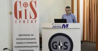 UDRUŽENJE ZA PROMOVISANJE GEOGRAFSKO-INFORMACIONOG SISTEMA (GIS): Zrenjaninac predsednik Upravnog odbora