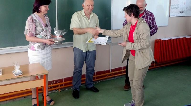 Zivanovic dodela diplome FOTO