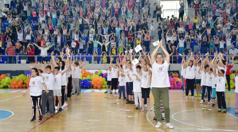"""SEDME """"INKLUZIVNE IGRE BEZ GRANICA"""": Učestvovalo oko 2.000 dece"""