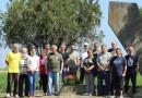 ORGANIZACIJA RVS: Uredili spomen kompleks na Mihajlovačkom drumu