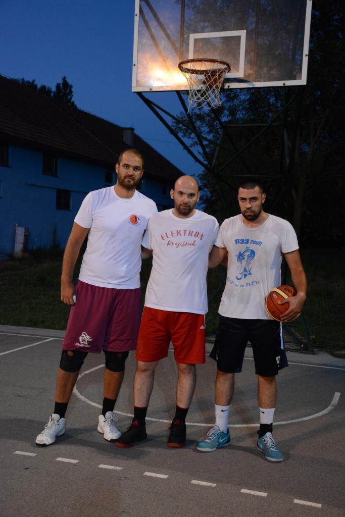 Basket turnir Lazarevo pobednici