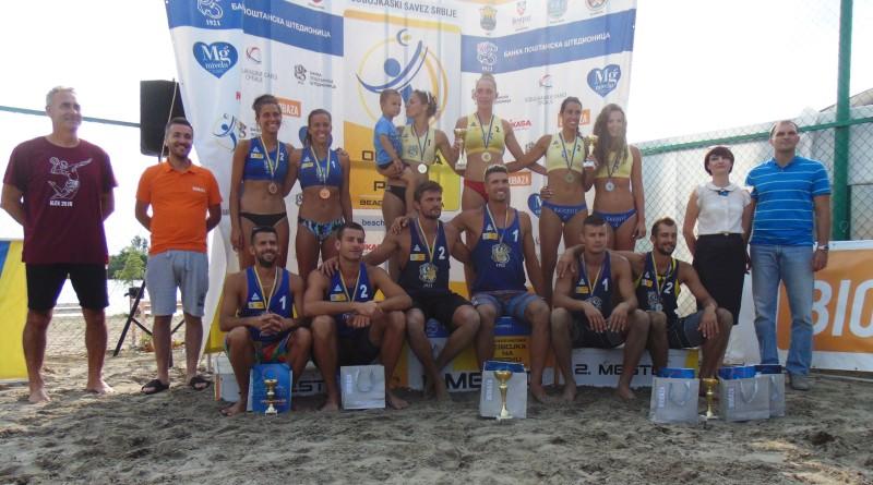 Osvajaci medalja