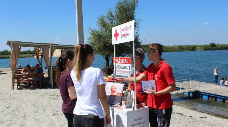 SVETSKI DAN BORBE PROTIV TRGOVINE LJUDIMA: Volonteri Crvenog krsta edukuju najranjivije kategorije