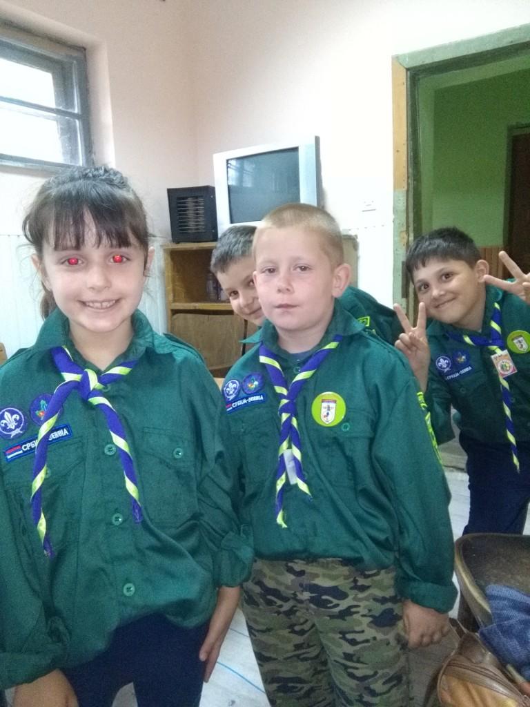 11 -1 B najmladji clanovi Tijana jandric i andrija grkovic