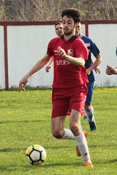 45 - 1 VOJVODJANSKA Miloss Milossevic (Radniccki Sutjeska)