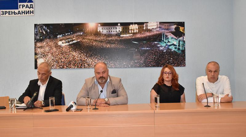 "NAJAVA GASTRONOMSKO-TURISTIČKIH I PRIVREDNIH MANIFESTACIJA:  35. Zlatni kotlić i 11. Memorijal ""Đula Farkaš – Farki"""