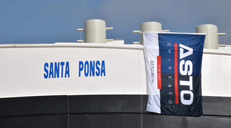 """PORINUĆE BRODA """"SANTA PONSA"""": Povratak zrenjaninskog """"Begeja"""" na evropsku mapu brodogradnje"""