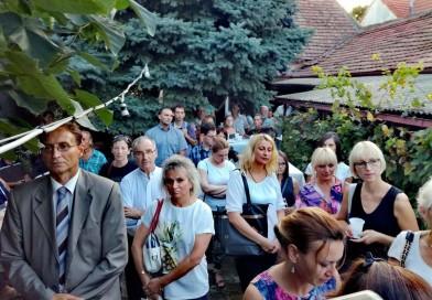 "OTVOREN NEMAČKI KULTURNI CENTAR ,,HAUS REGINA"": Izložba slikara Džimija Stepanofa"