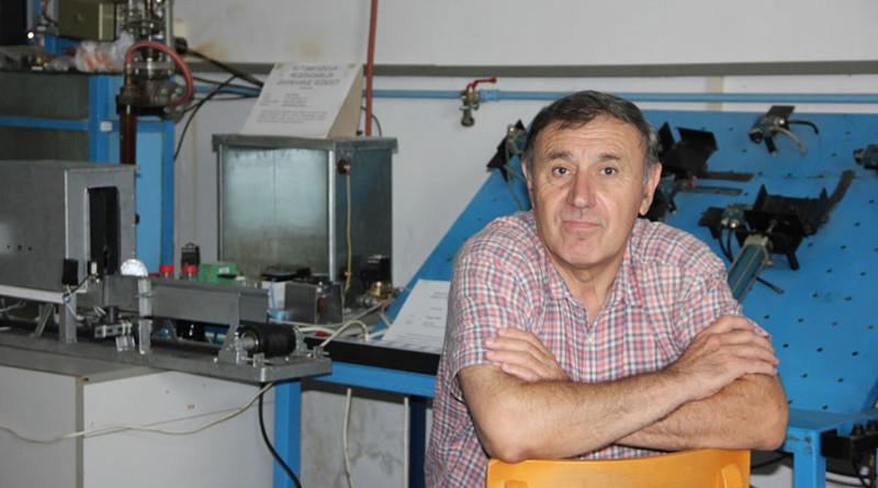DR MILORAD RANČIĆ, DIREKTOR VISOKE TEHNIČKE ŠKOLE