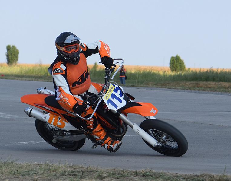 46 - 1 A moto trke Krezic