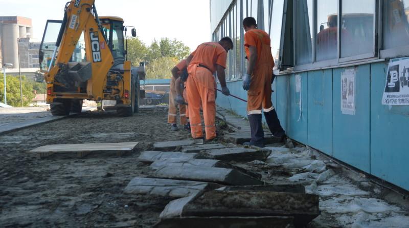 OPŠTA BOLNICA OBAVEŠTAVA SUGRAĐANE: Zbog radova se kolima ne može prići Urgentnom centru